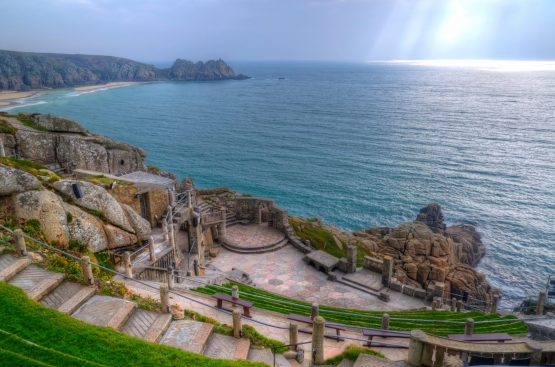 Meneage Tours: Minack Theatre, Cornwall, UK