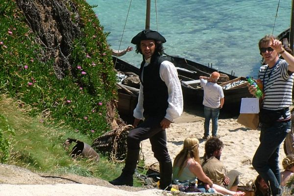Poldark tours of Cornwall