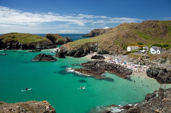Meneage Tours: Kynance Cove, Cornwall, UK