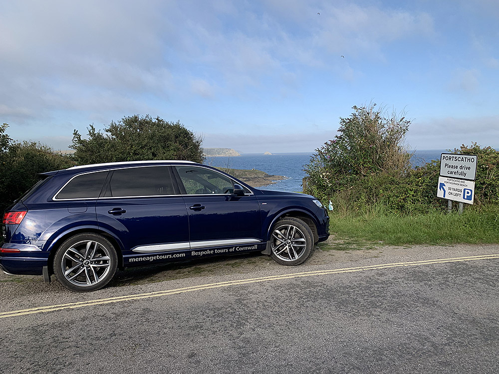 Tour Vehicle: Audi Q7